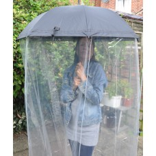 FULL BODY LENGTH NYLON UMBRELLAS - KEEP THE RAIN AWAY