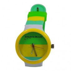 REAGAN - SILICONE UNISEX JELLY WATCHES FUNKY COLOURS 2018 FASHION