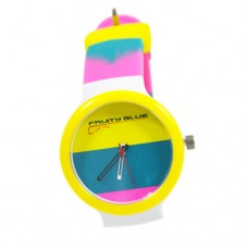 SAHAR – SILICONE UNISEX JELLY WATCHES FUNKY COLOURS 2018 FASHION