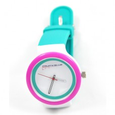 BOBBIE- SILICONE UNISEX JELLY WATCHES FUNKY COLOURS 2018 FASHION