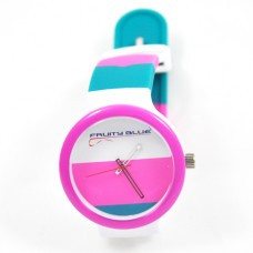 McKENZIE - SILICONE UNISEX JELLY WATCHES FUNKY COLOURS 2018 FASHION