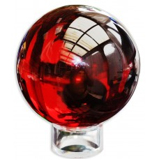 AZURE RED CRYSTAL BALL