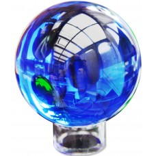 ROYAL BLUE CRYSTAL BALL