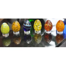 Faberge Eggs - 6 Per pack - Handmade & Hand Painted