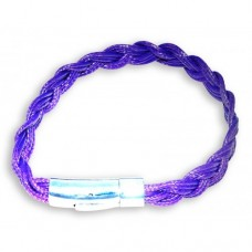 Bright Purple Bracelet. Macaraya products are the latest fashion industry accessory.