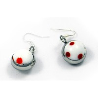 Red Dotties. Macaraya products are the latest fashion industry accessory.