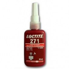 LOCTITE 271 HIGH STRENGTH - THREADLOCK - ALL METAL ADHESIVE - GLUE 50 ML