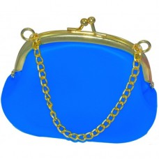 BLUE SILICONE BAG