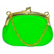GREEN SILICONE BAG