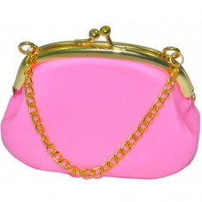 PINK SILICONE BAG