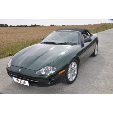 Jaguar XK8 - J8 XUR - CLASSIC CAR - 65K - Private Plate Included