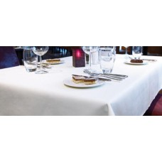 Square tableclothes hotel quality 100% polyester preserve colours through wash